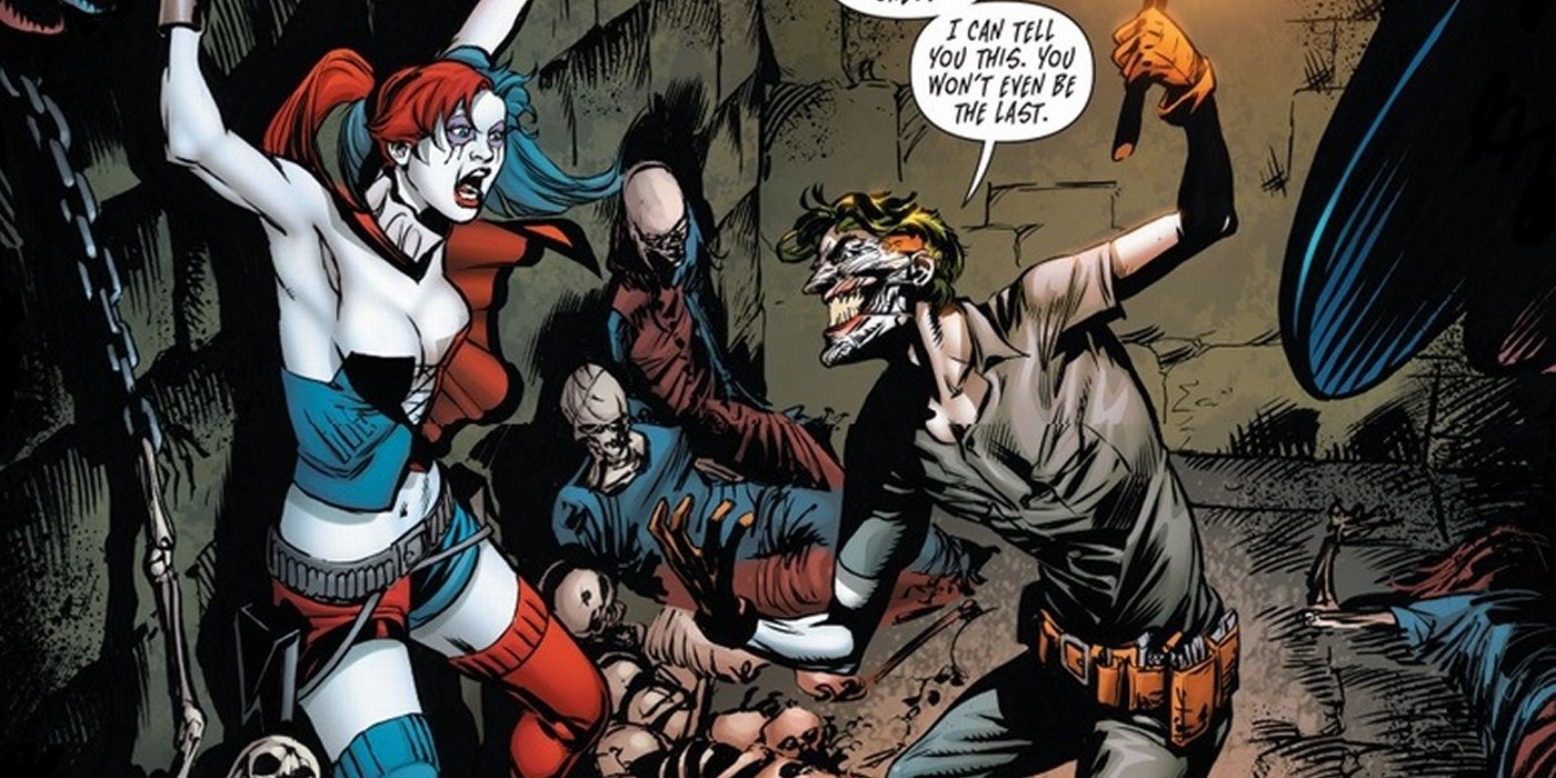 deadshot and harley relationship help