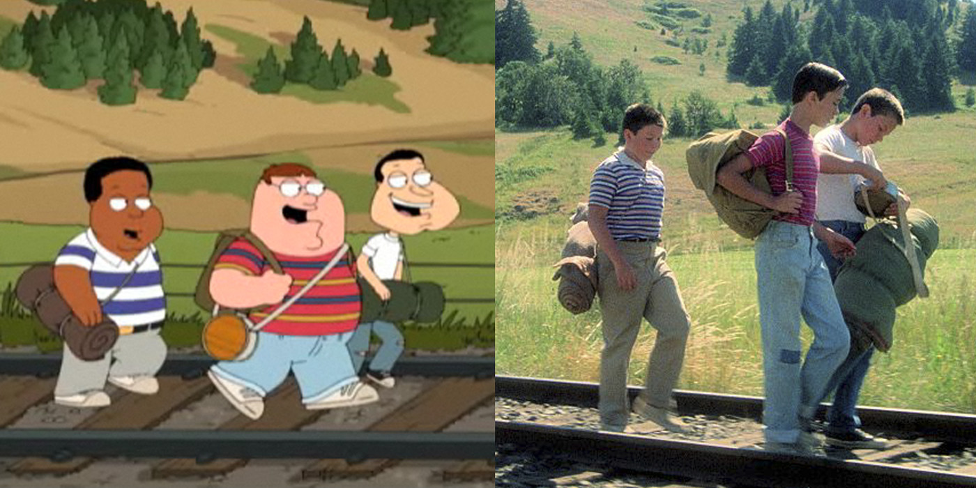 15 Best Movie References In Family Guy