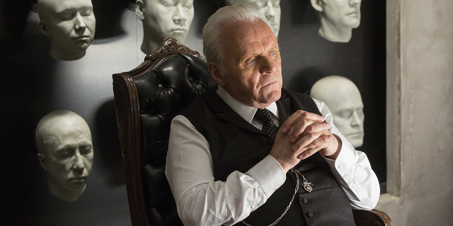 Anthony Hopkins in Westworld Season 1 Episode 3 Westworld: The Best Who is Arnold? Theories
