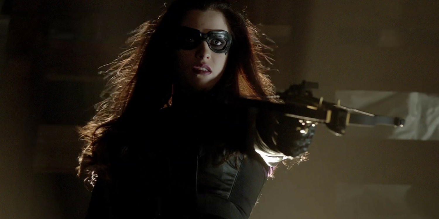 Huntress in Arrow