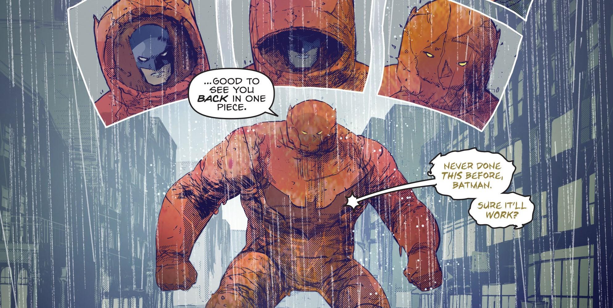 Αποτέλεσμα εικόνας για batman clayface armor