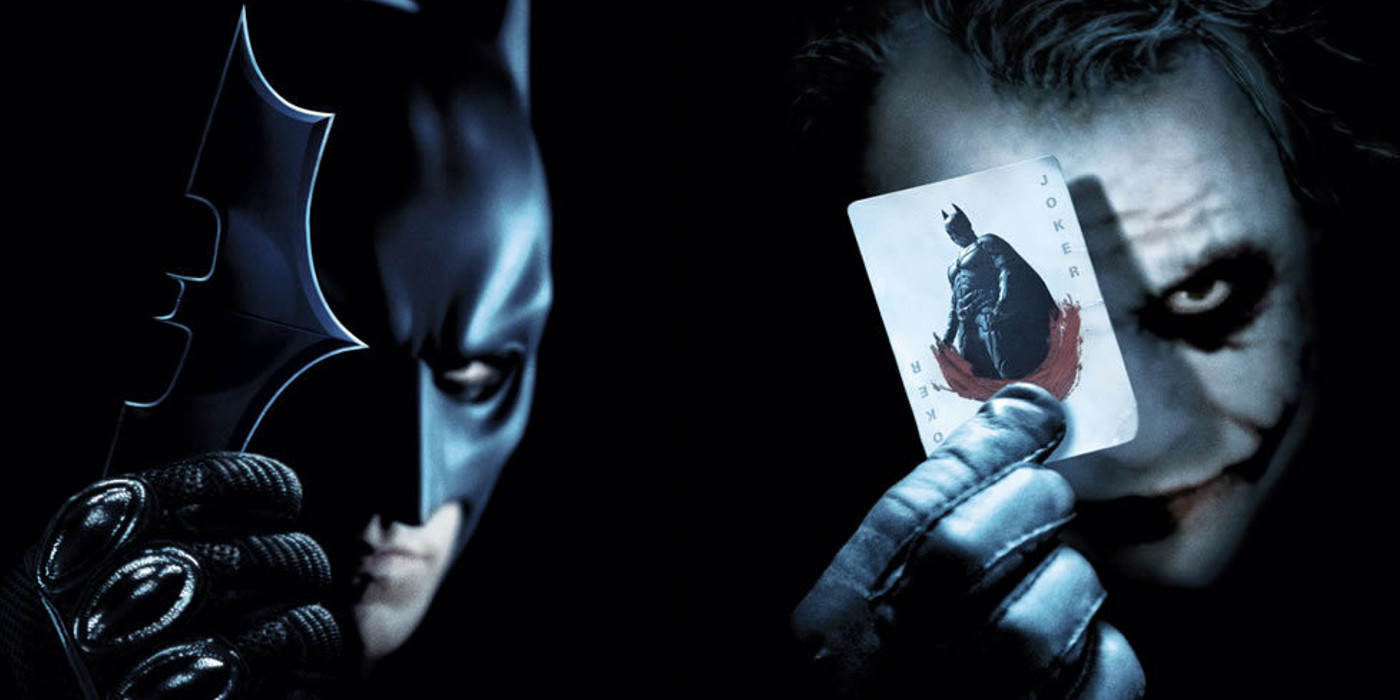 The Dark Knight 2008 Quote About Mind Loses Insane Gifs: 15 Times Batman And The Joker Teamed Up