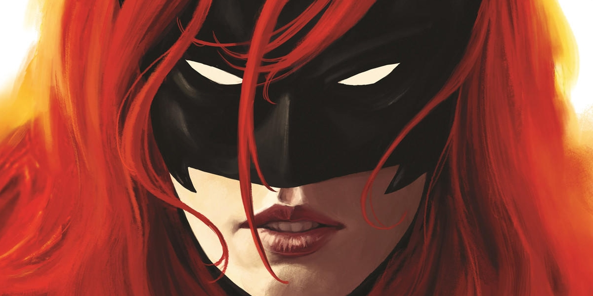 Batwoman New Comic Solo