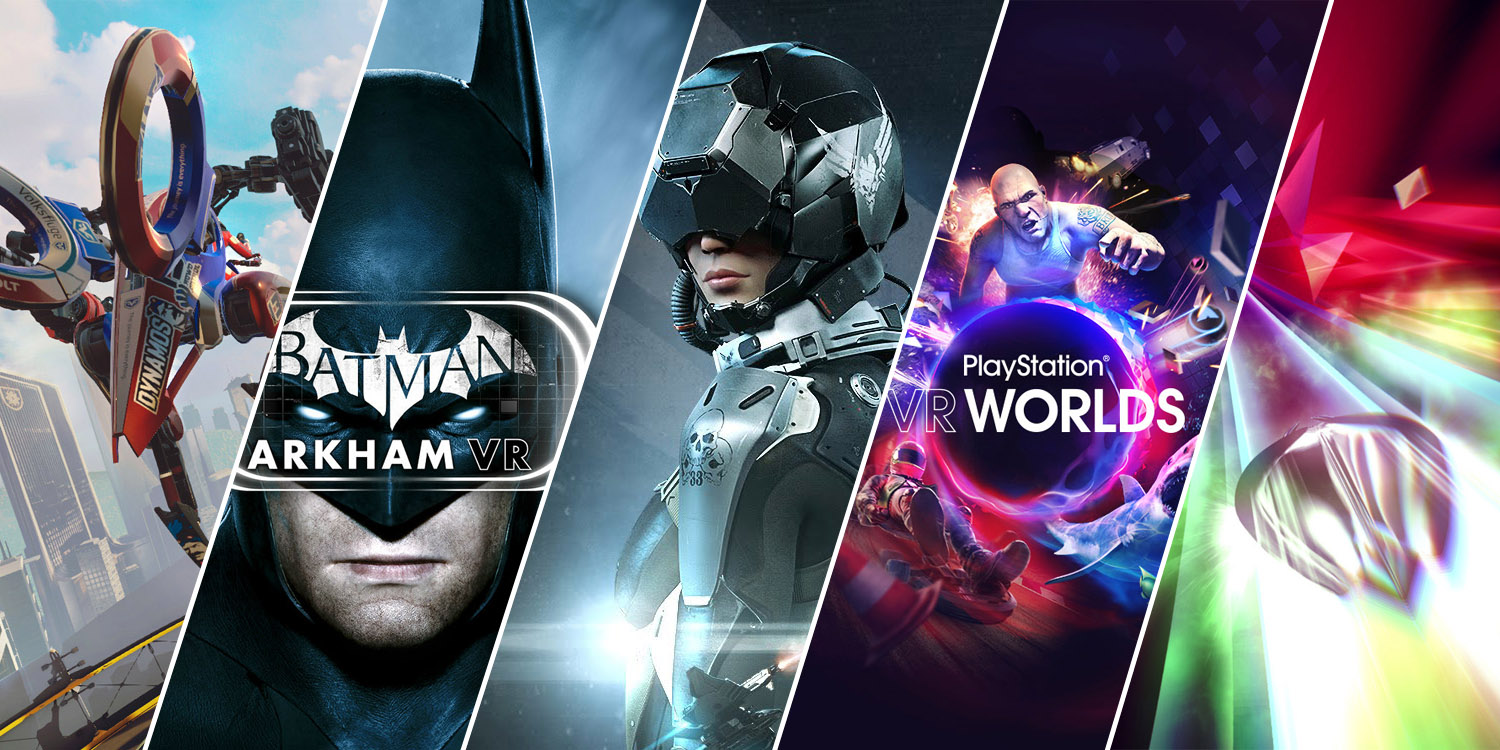 Playstation Vr Games Release