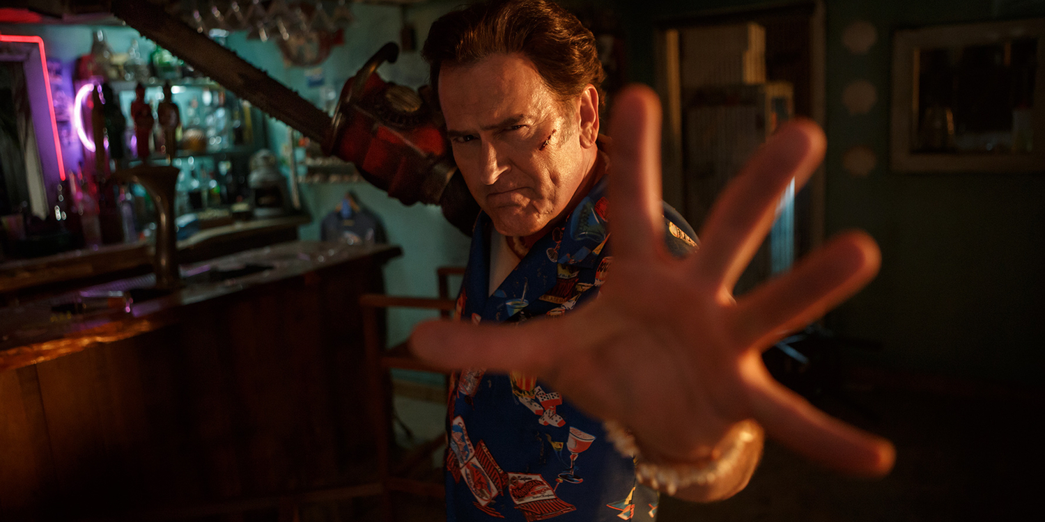 evil dead vs evil dead 2 essay Ash vs evil dead season 2 isn't as screamingly good as season 1, but it sure gets close and is still one hell of a bloody good time september 19, 2016.