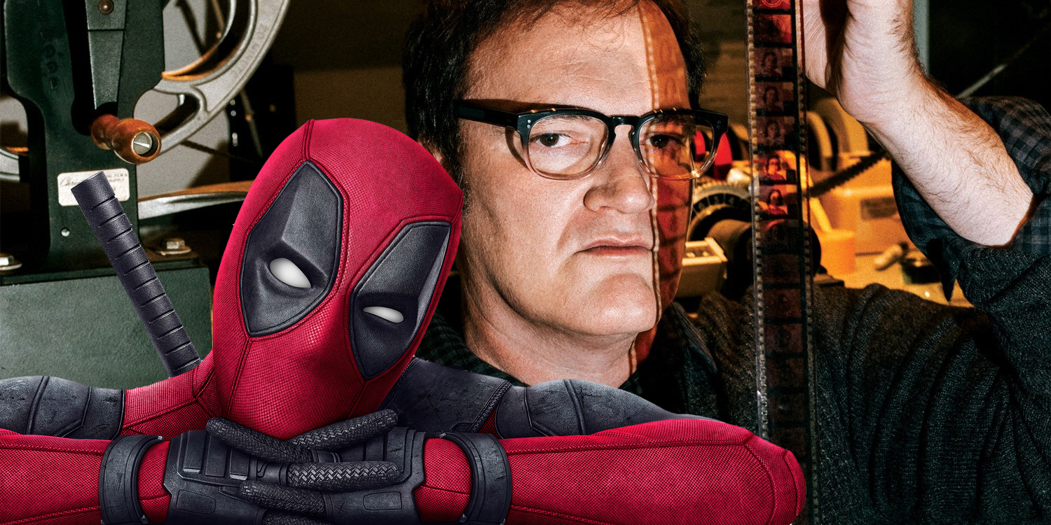 Deadpool 2: Fan Petition Calls for Quentin Tarantino to Direct