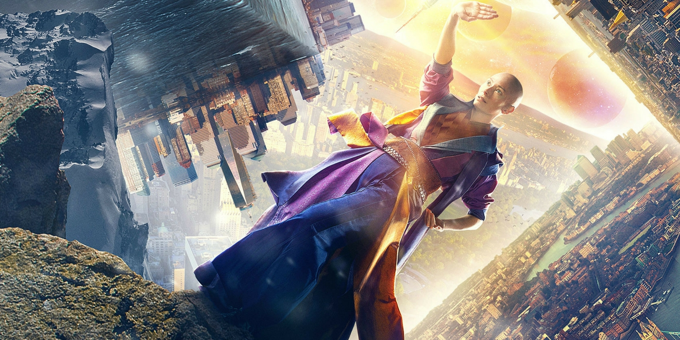 Doctor Strange Ancient Poster Docteur