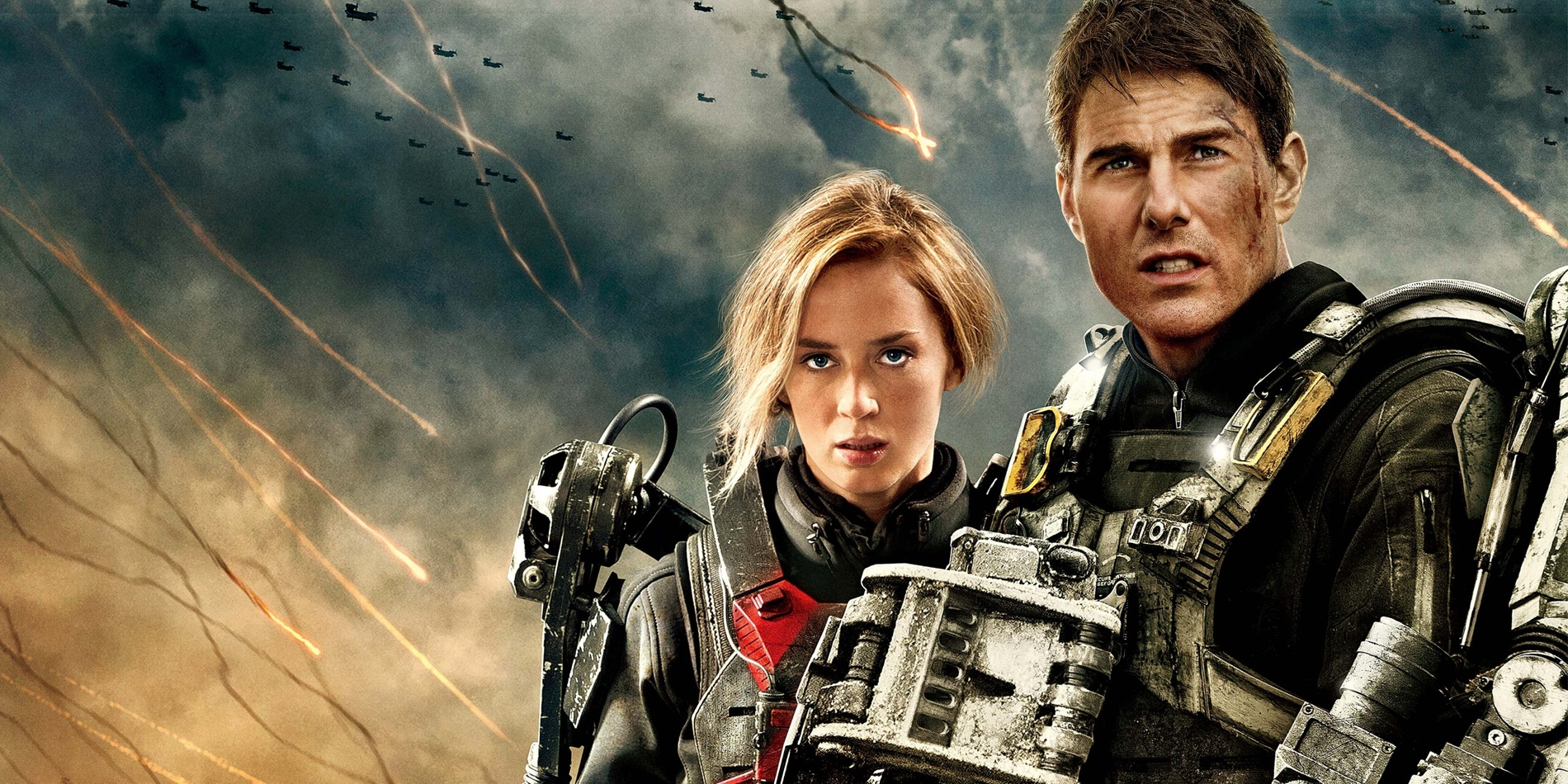 Edge of Tomorrow Tom Cruise Emily Blunt sequel