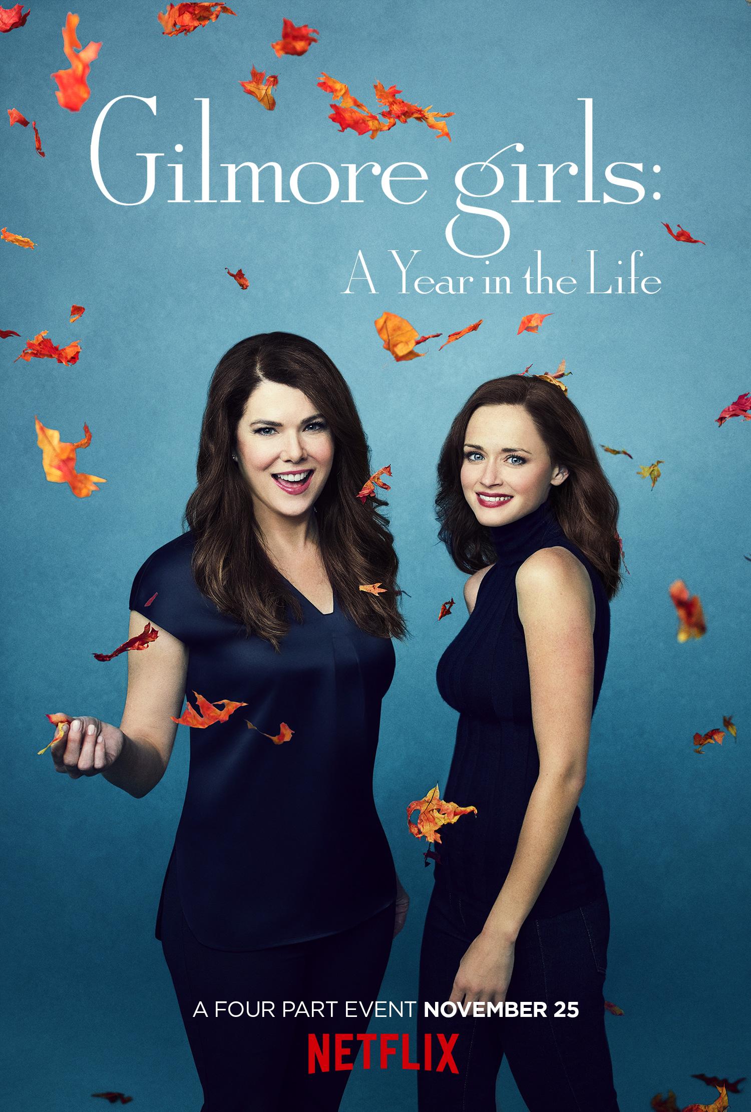 Gilmore Girl Netflix Deutschland