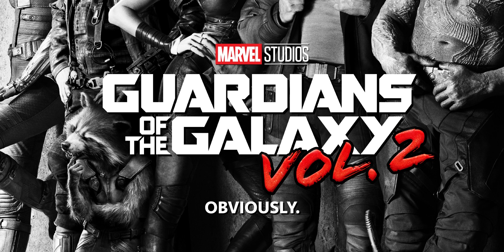 Guardians Galaxy 2 Logo Tagline