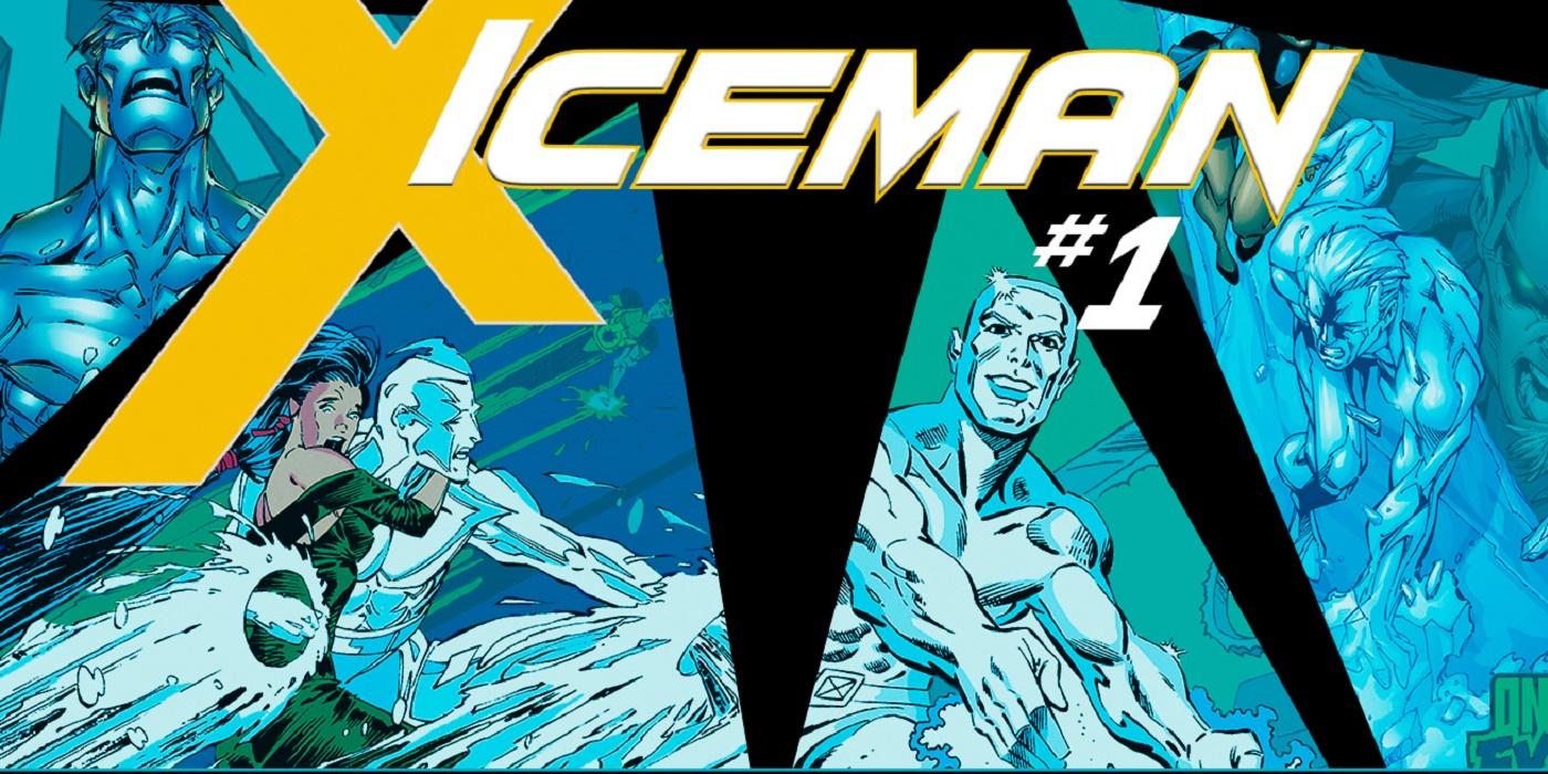 Image result for iceman resurrexion