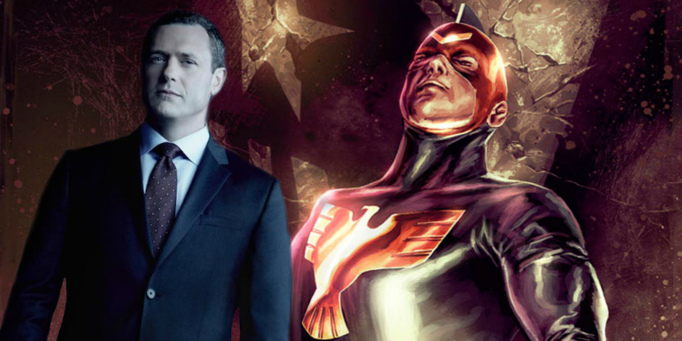 Image result for Agents of SHIELD: Patriot Secrets & MCU Connection Explained