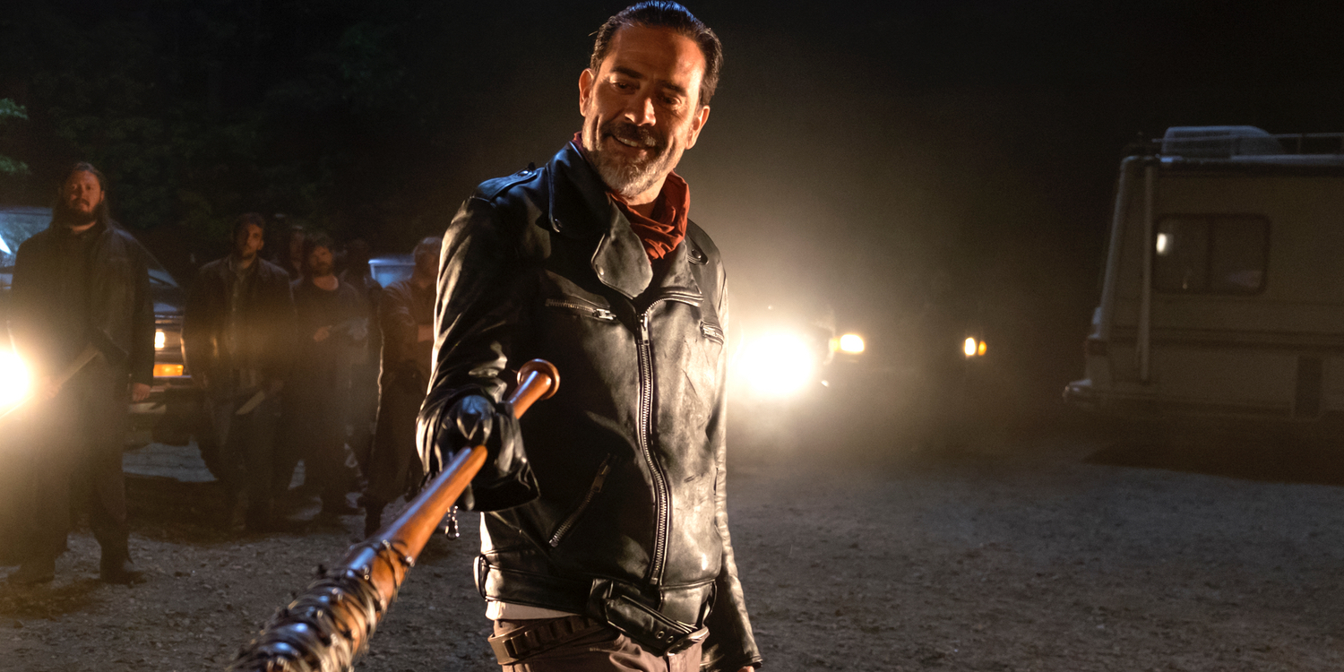 The Walking Dead How Negan S Victim Changes The Show