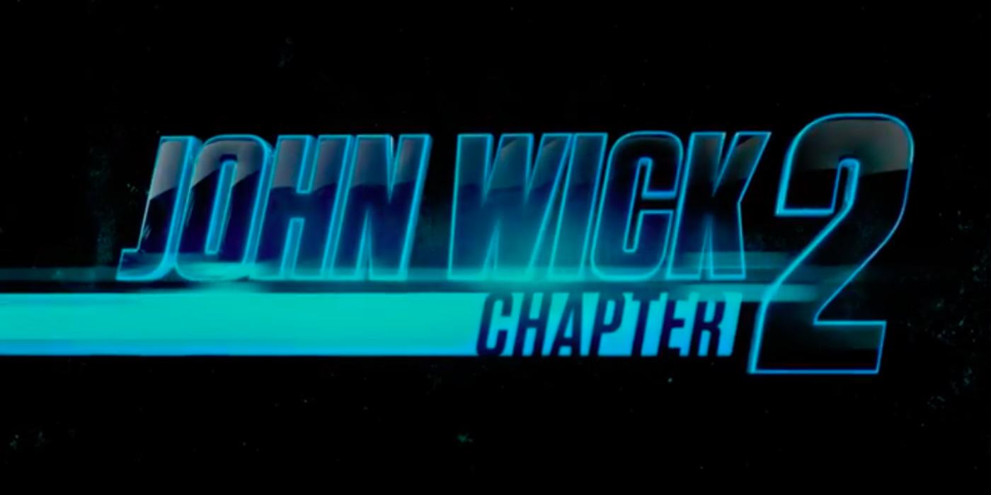 John Wick 2: John Wick 2 Sneak Peek; Trailer Arrives Saturday