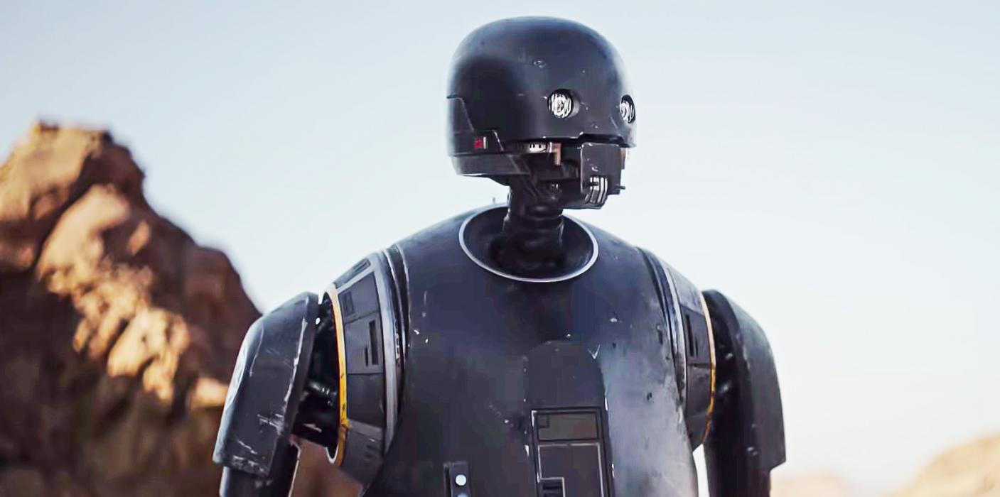 K-2SO in Star Wars Rogue One