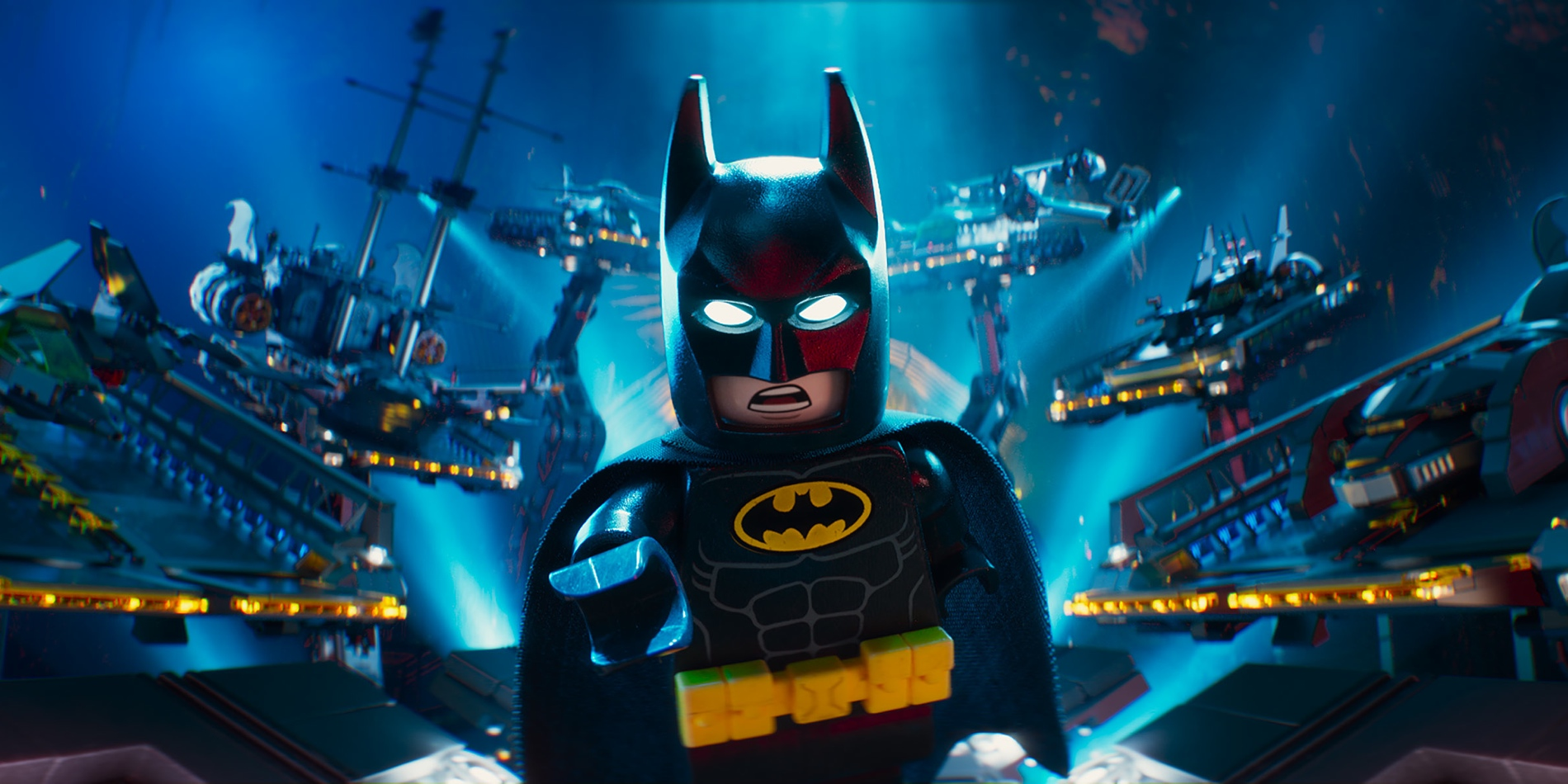 LEGO Batman Movie Director Teases Characters & Easter Eggs