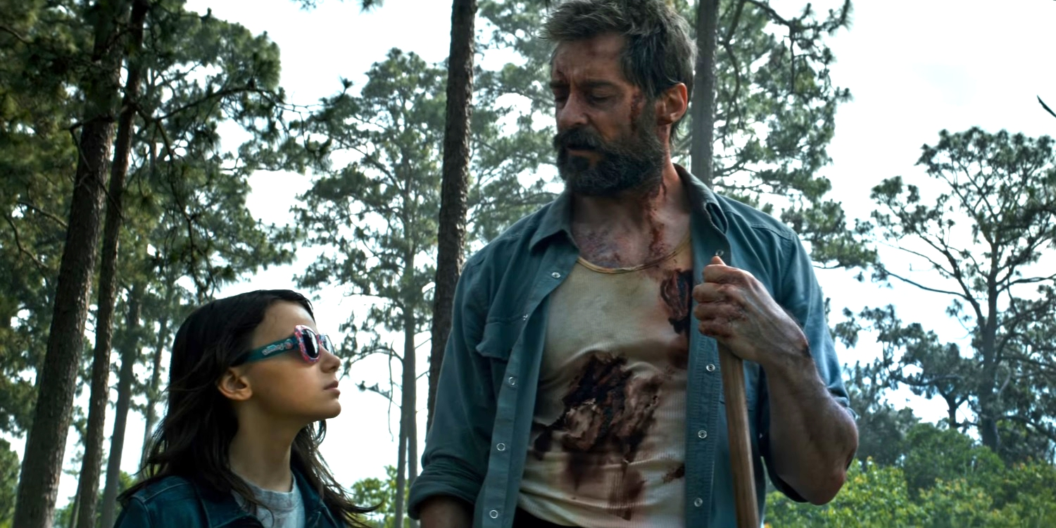 Image result for logan movie stills