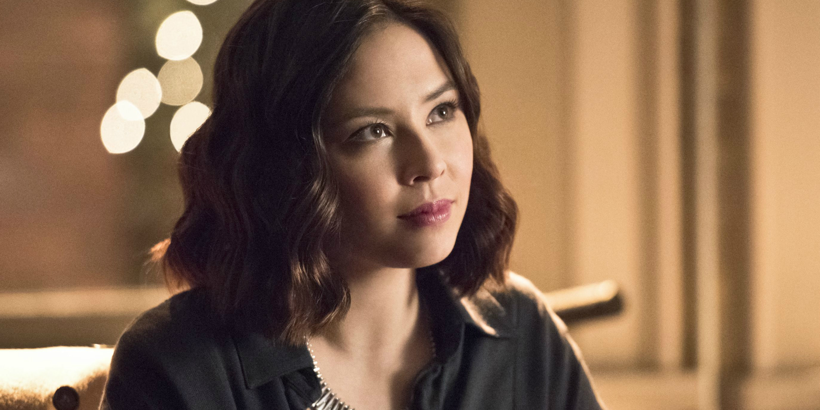 Malese Jow from CW The Flash