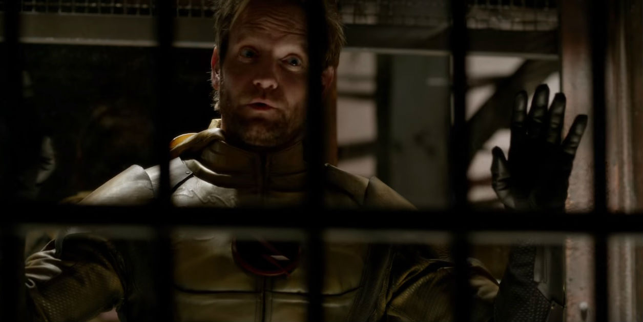 The Flash Season 3 Extended Clip Brings Reverse-Flash Back