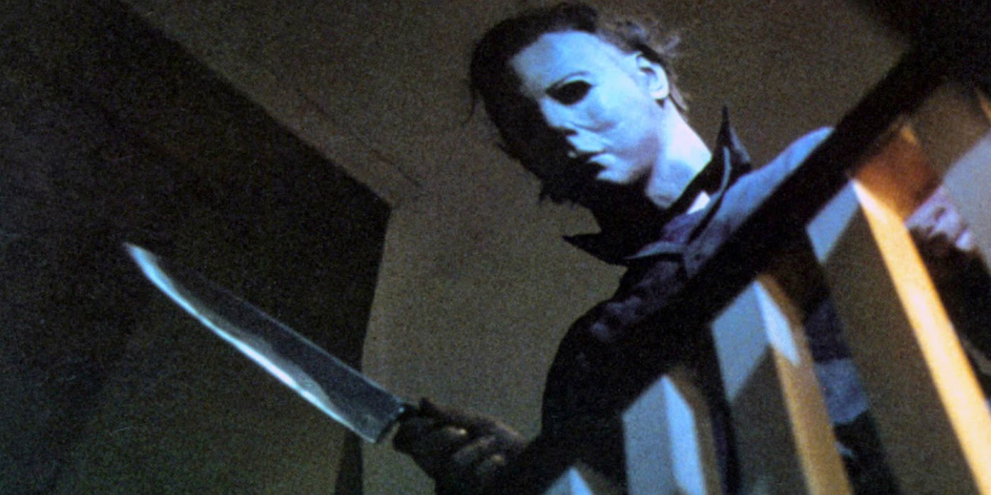 Michael Myers is Back in Halloween (2018) Movie Set Photos