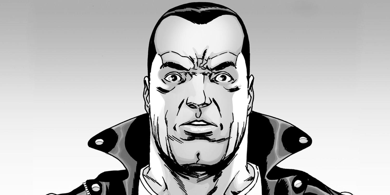 The Walking Dead Negan Comic