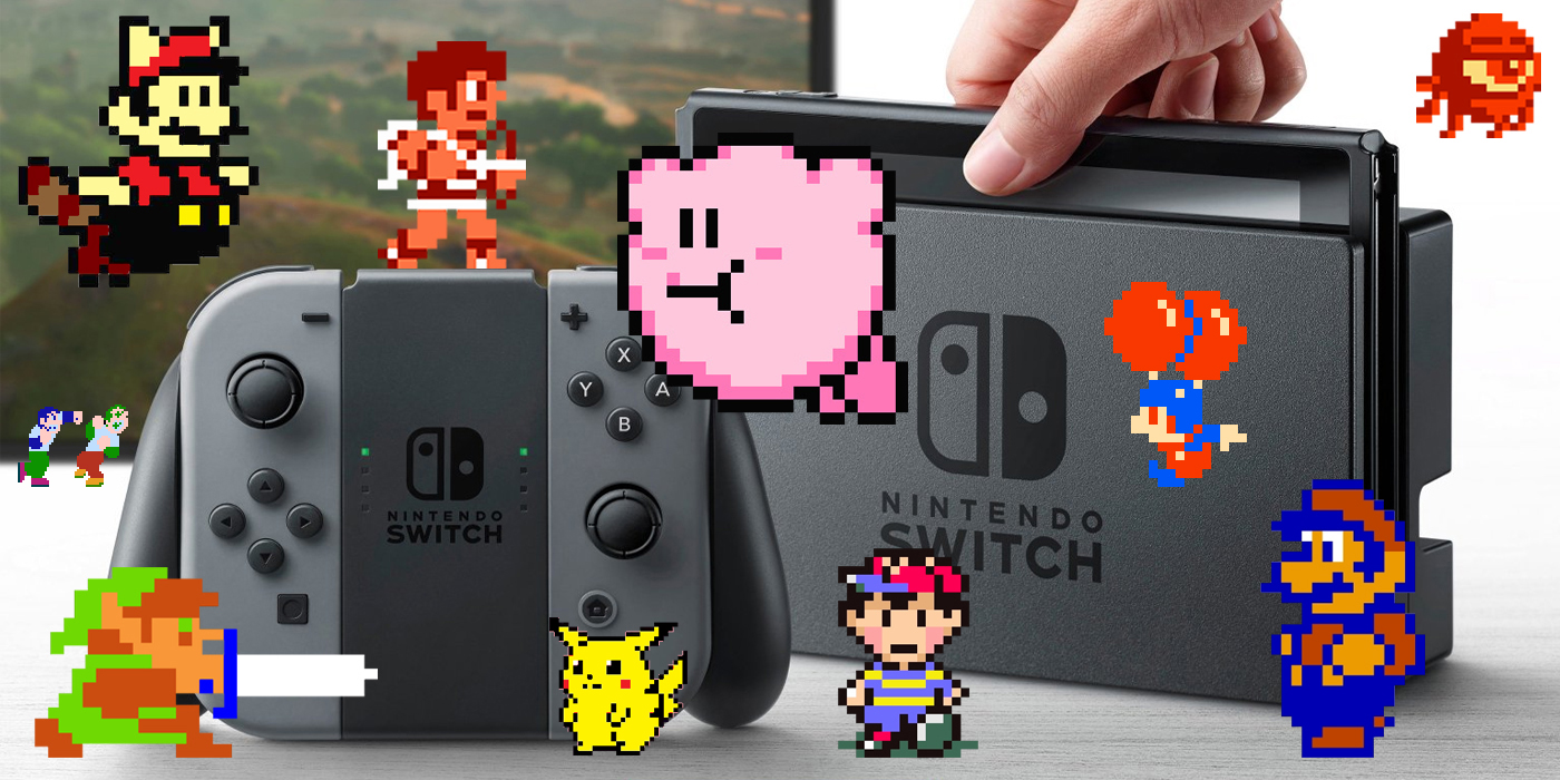 20 classic games the nintendo switch should bring back