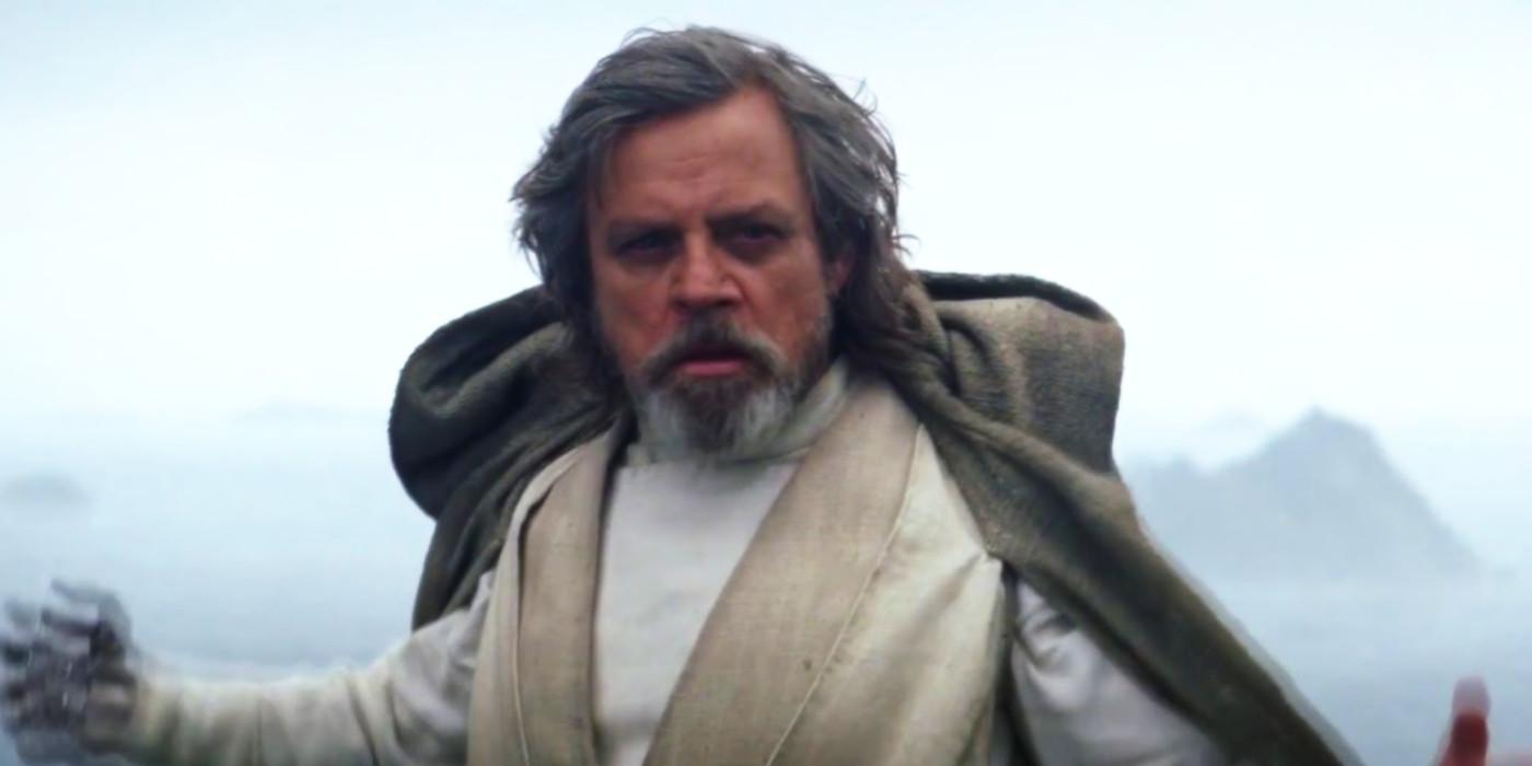 Star Wars: Is Luke Skywalker A Gray Jedi? | Screen Rant
