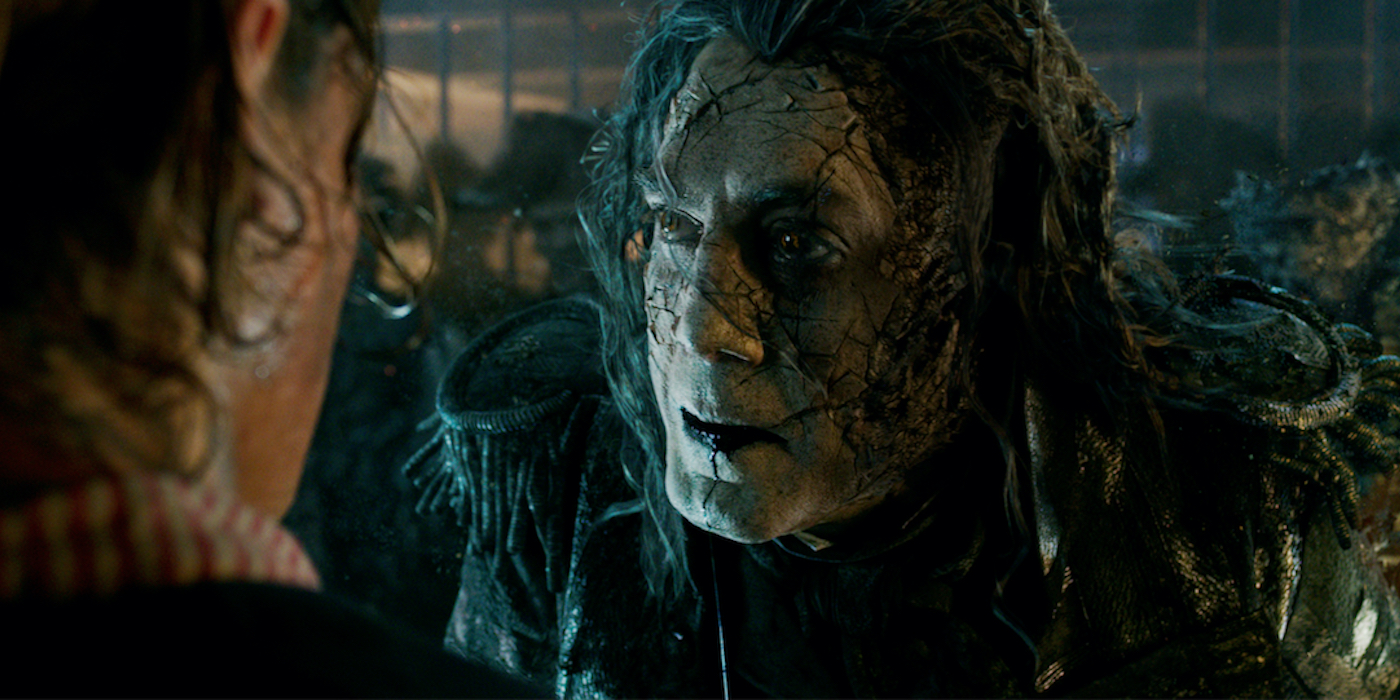 Pirates: Pirates Of The Caribbean: Dead Men Tell No Tales Teaser