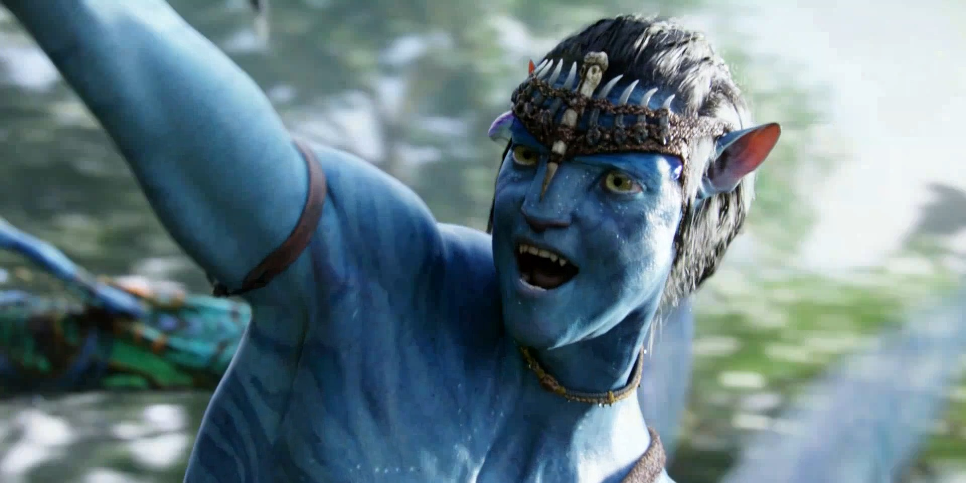 James cameron pushing for glasses free 3d with avatar sequels - Jake sully avatar ...