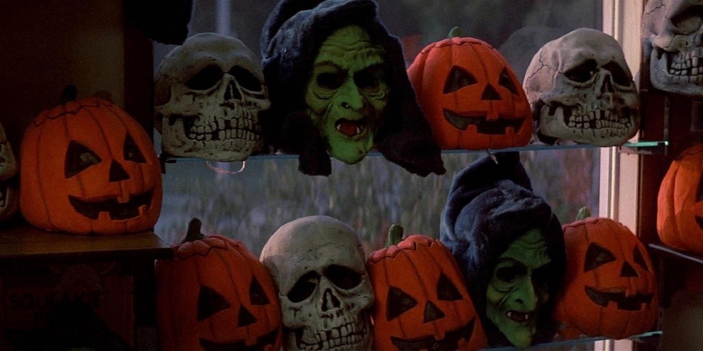 Halloween 6 Screen Used Mask 86274 | USBDATA
