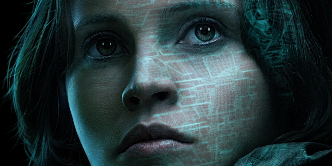 Star Wars Rogue One Jyn Erso Character Poster Excerpt