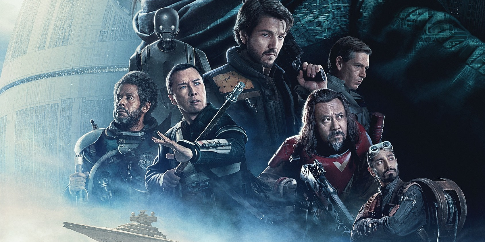 Star Wars: Rogue Oneu2019s Rebels Take on Stormtroopers in New ...