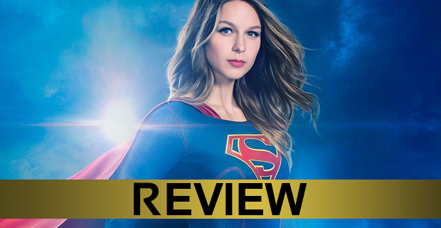 Supergirl Season 2 Review Banner