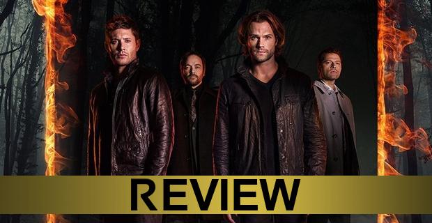 Supernatural Season 12 Review Banner