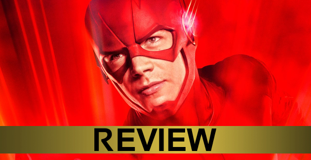The Flash Season 3 Review Banner