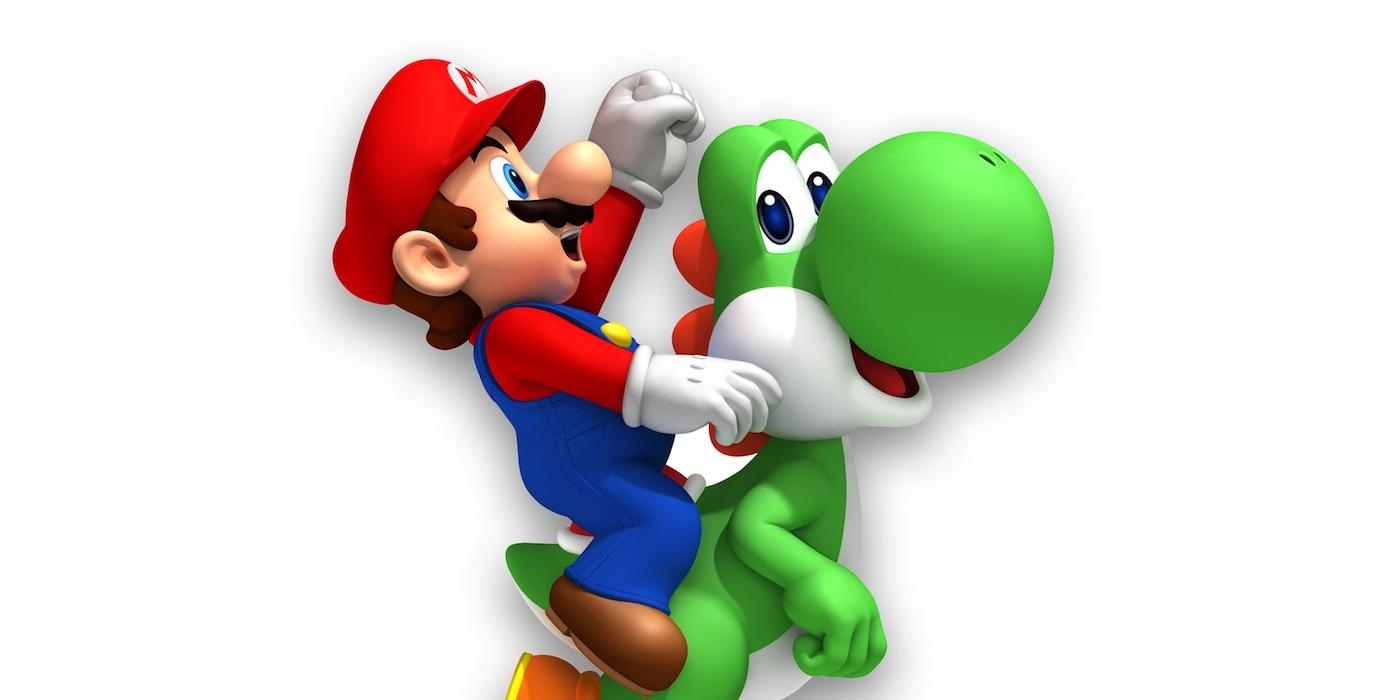 Mario Makes Food