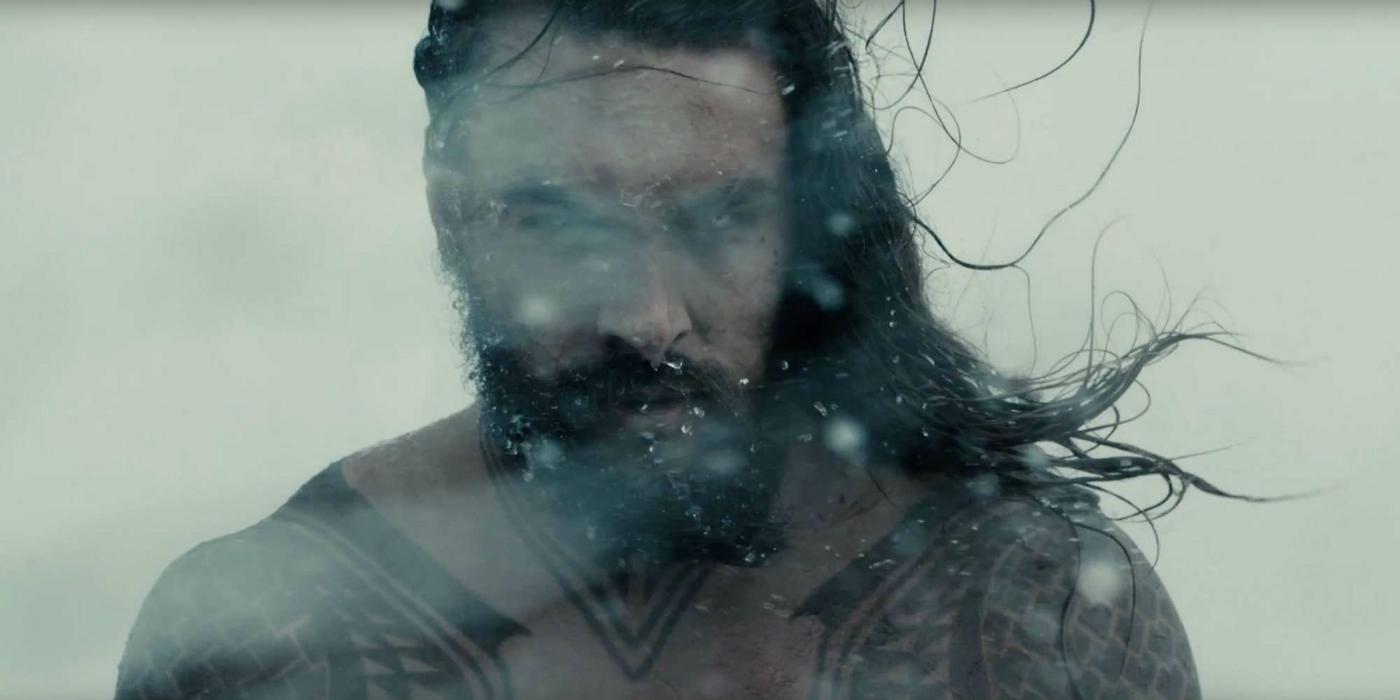 Justice League (2017) - Jason Momoa as Aquaman