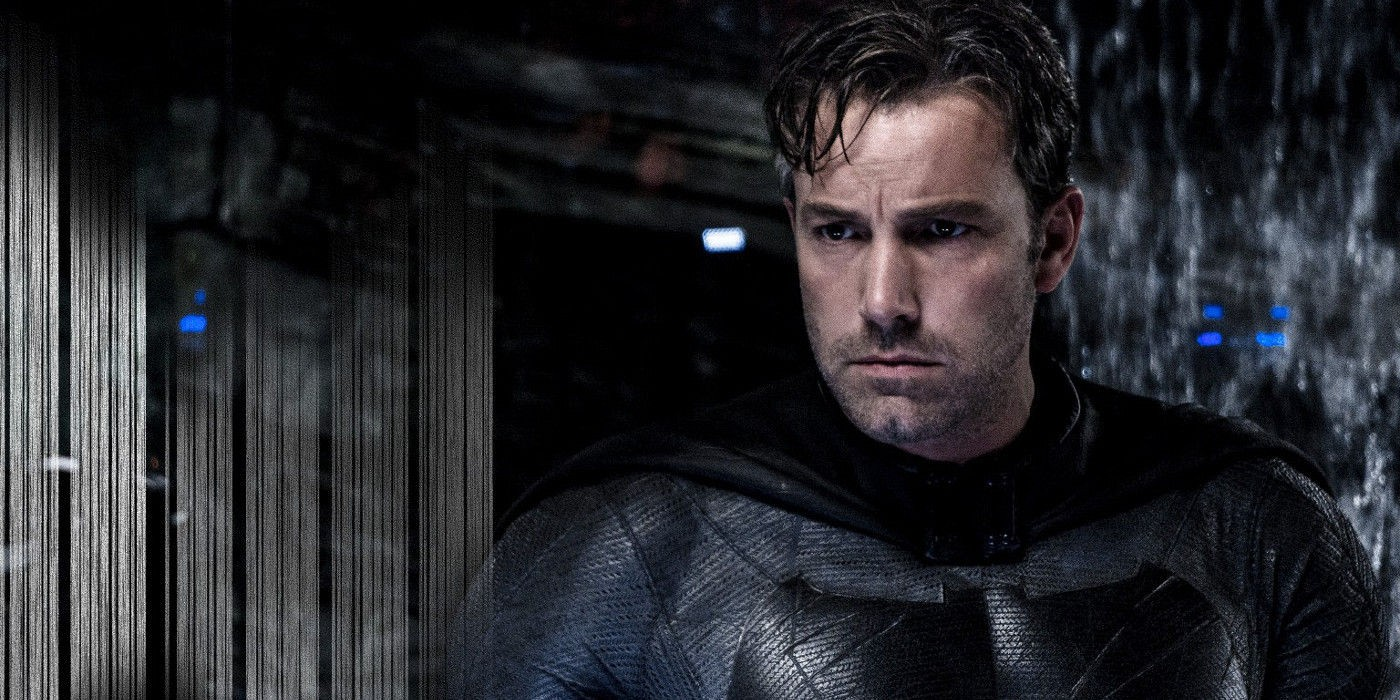 Justice League 2 Pushed Back for Ben Affleck's The Batman