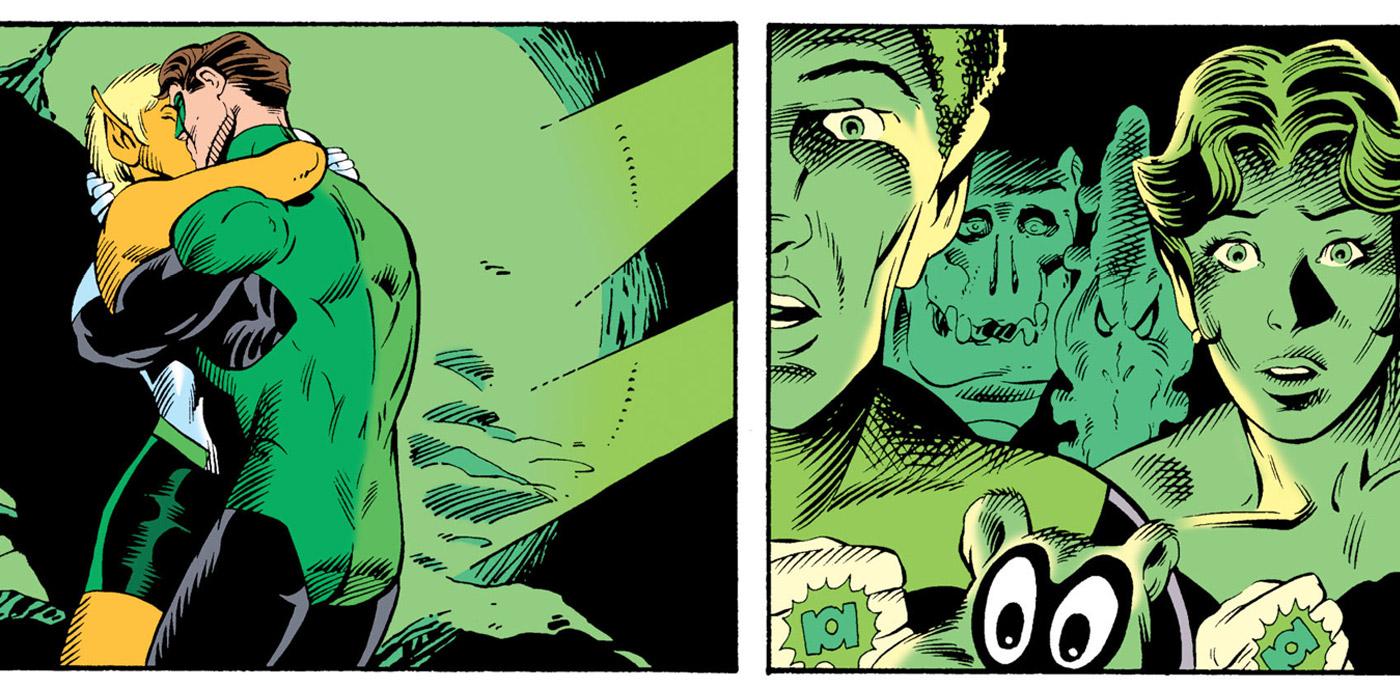 Impreg Comics Complete 15 most wtf moments in superhero comics | screen rant