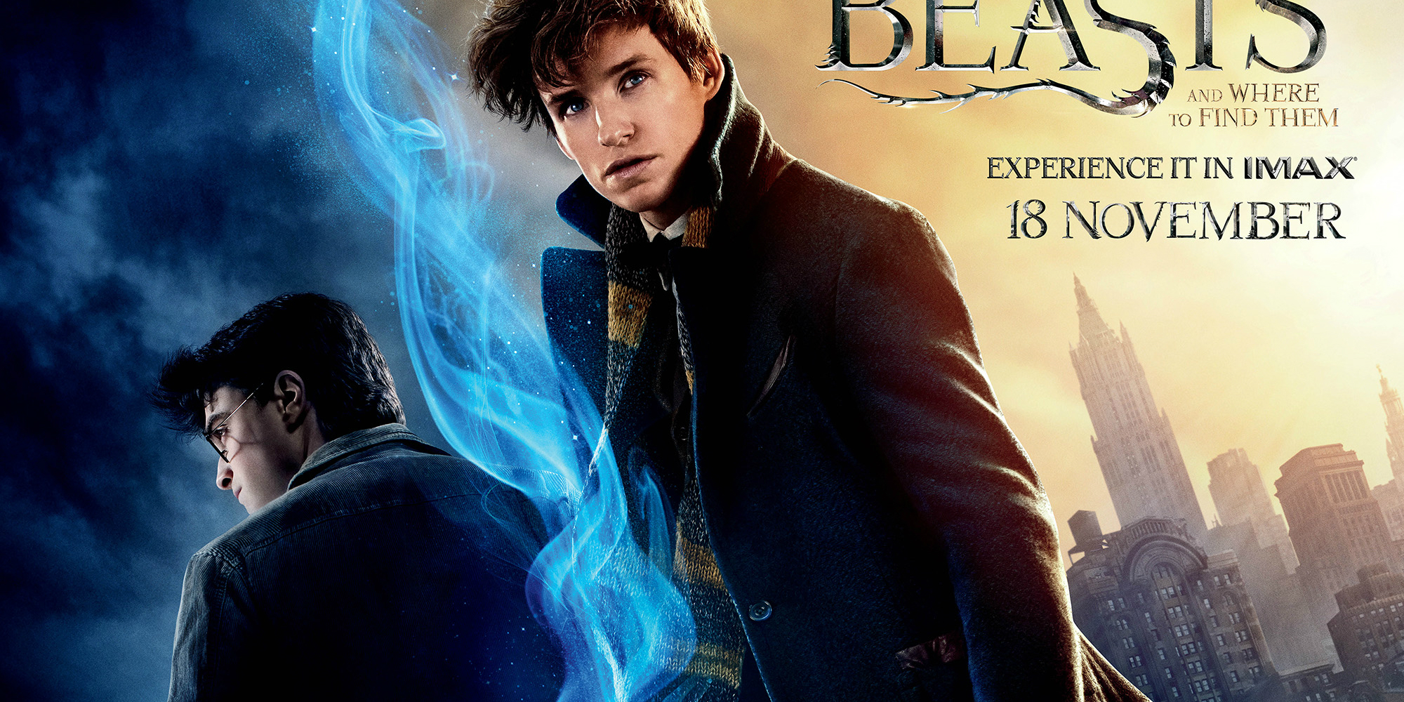 harry potter movies to get imax rerelease ahead of
