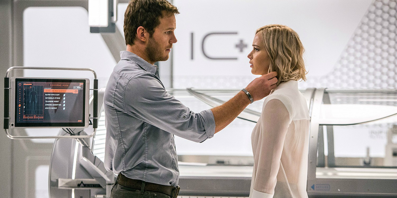 Passengers (2016) - Chris Pratt and Jennifer Lawrence