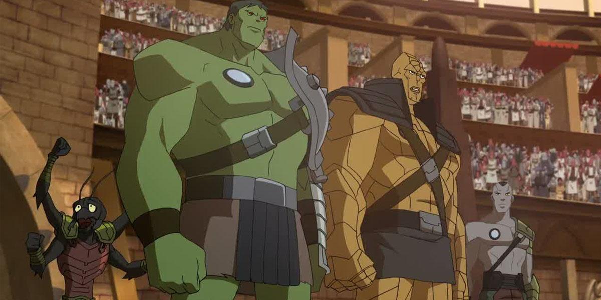 Marvel Has MCU Plans For Thor 3's Korg & Miek   Screen Rant