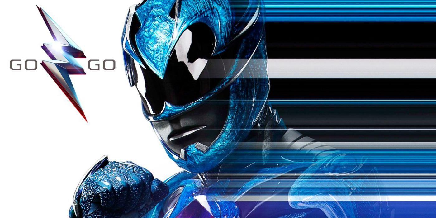 Power Rangers (2017) - Blue Ranger