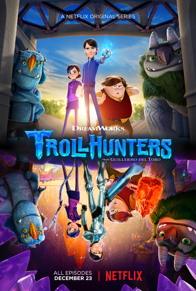 Trollhunter Netflix