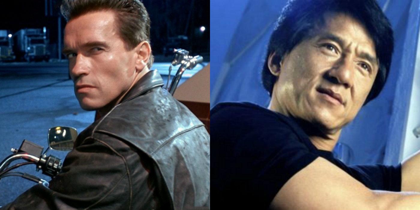 Action Movies Arnold Schwarzenegger