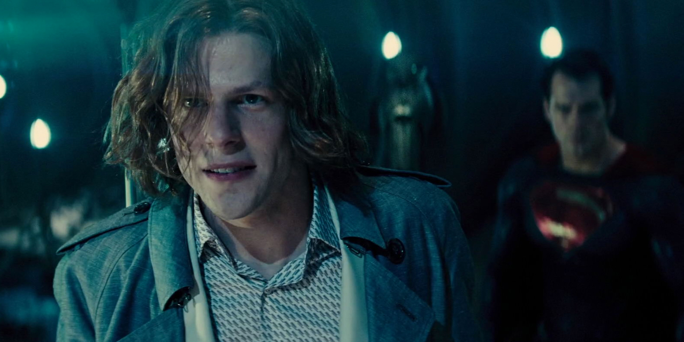 Batman V Superman Lex Luthor Jessie Eisenberg