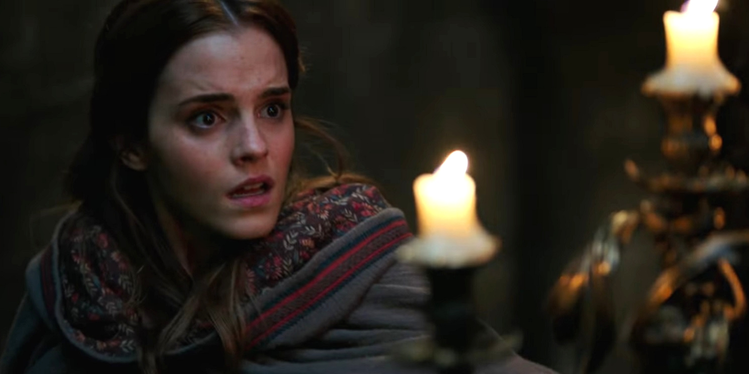 Beauty and the Beast Trailer - Frightened Belle