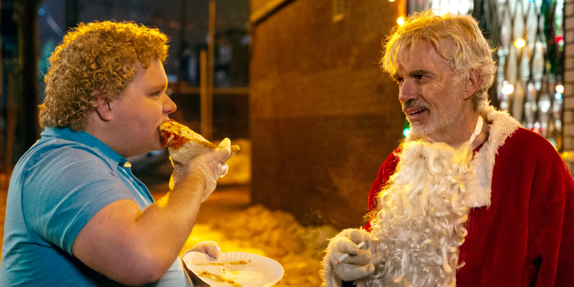 brett kelly bad santa