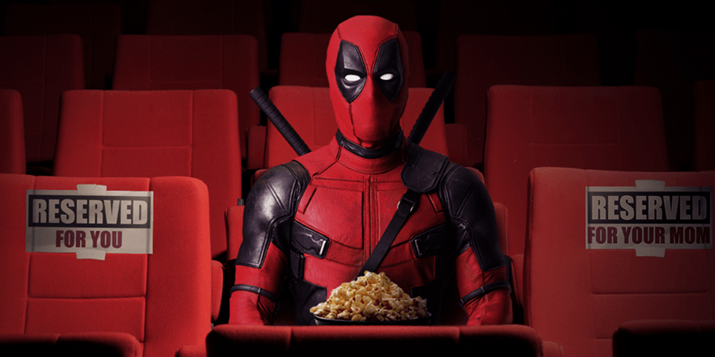 Deadpool Ryan Reynolds Cinema