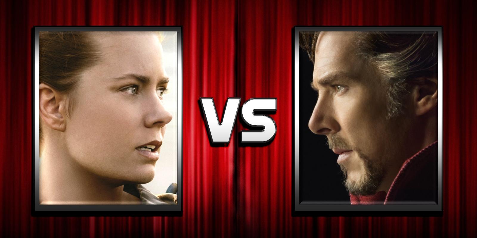 Box office prediction doctor strange vs arrival - 2016 box office predictions ...